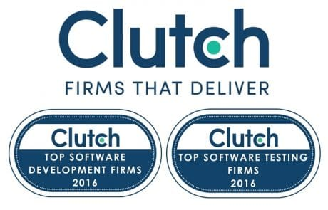 Top software development company 2016 clutch