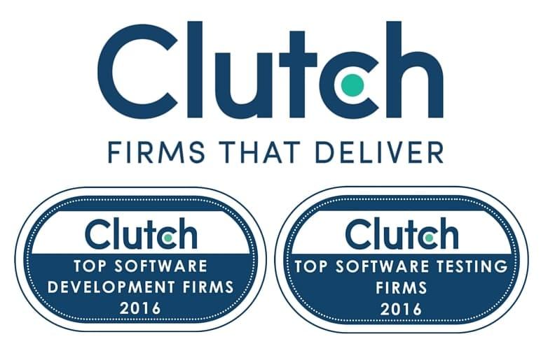 Top software development company 2016 clutch