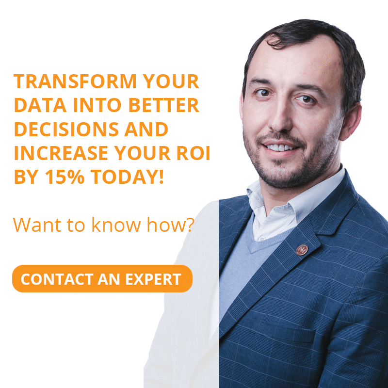 transform your data into better decisions