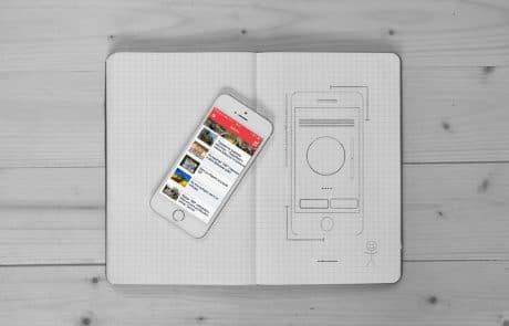 24tv.ua News Portal - Mobile Application Development