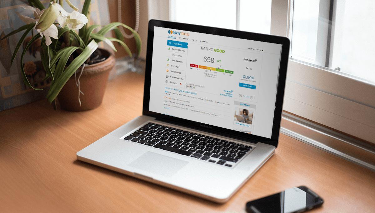 SavvyMoney - Fintech Web Application Development - Romexsoft