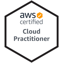 AWS Certified Cloud Practitioner 2020 Badge