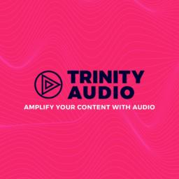 Trinity Audio Logo